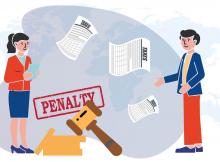 Form 990-EZ Penalties