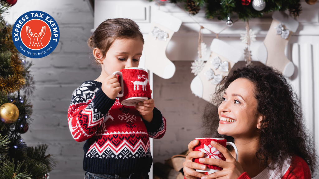 Happy Holidays from ExpressTaxExempt
