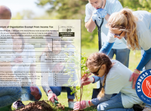 Nonprofit Form 990
