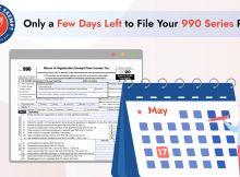 Form 990 deadline